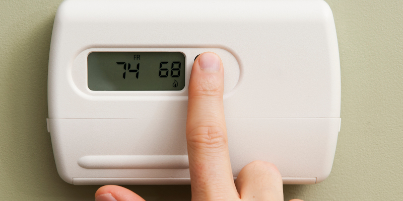 Heating in Morrisville, North Carolina