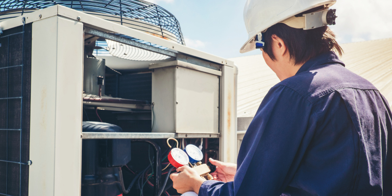HVAC Contractor in Cary, North Carolina
