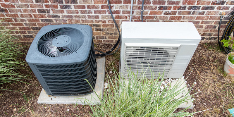 HVAC in Cary, North Carolina