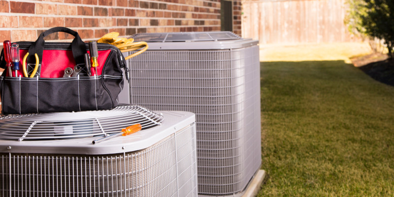 Air Conditioning Repair in Morrisville, North Carolina